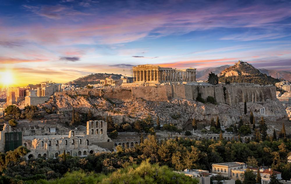 Atena Parthenon