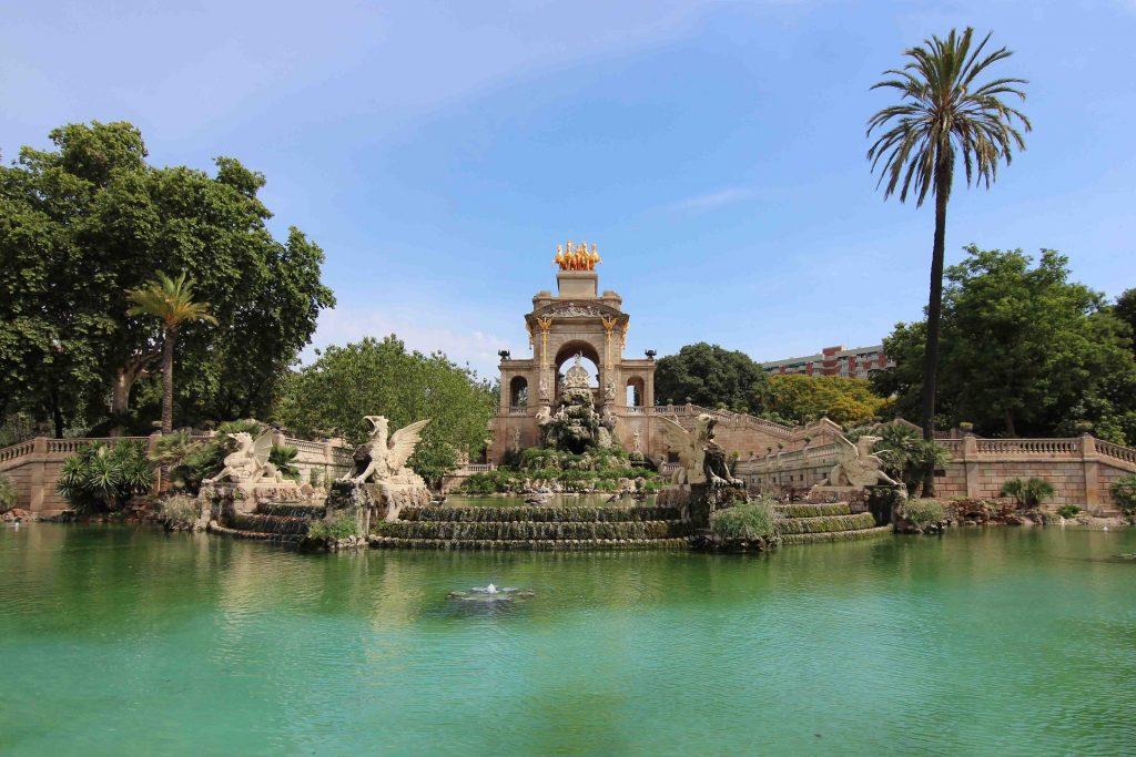 Barcelona - Parcul Citadelei