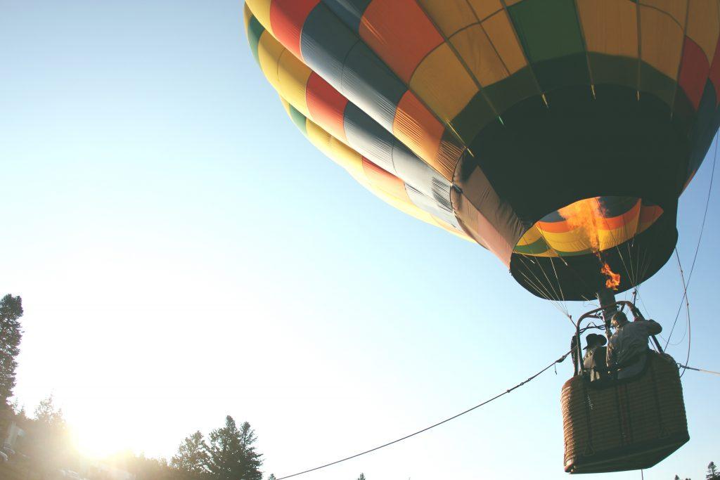 Barcelona - zbor cu balon de aer cald