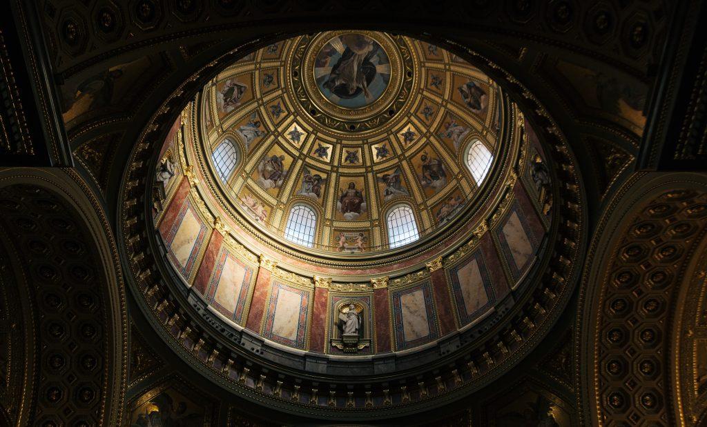 Budapesta - Basilica Sf.Stefan