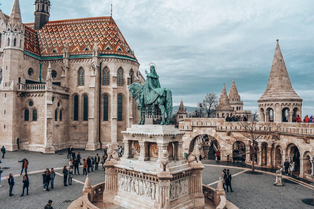 Budapesta - Biserica Matyas