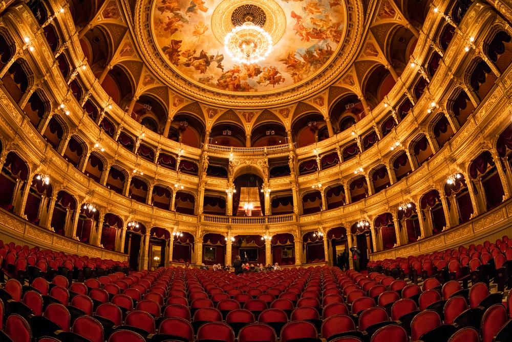 Budapesta - Opera Maghiara de stat