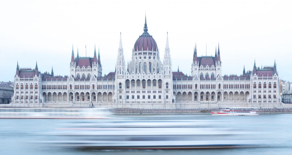 Budapesta - Palatul Parlamentului