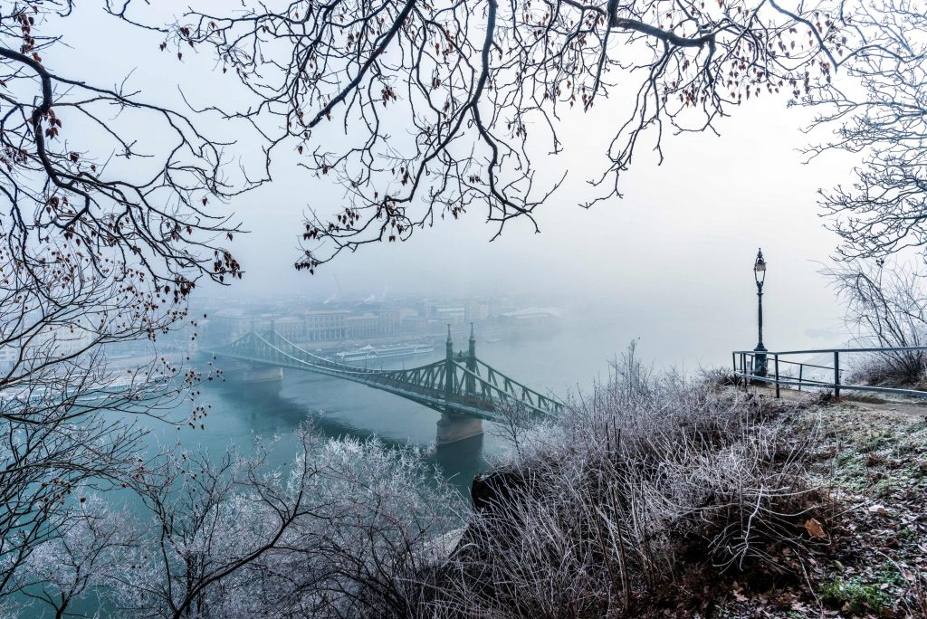 Budapesta - poduri