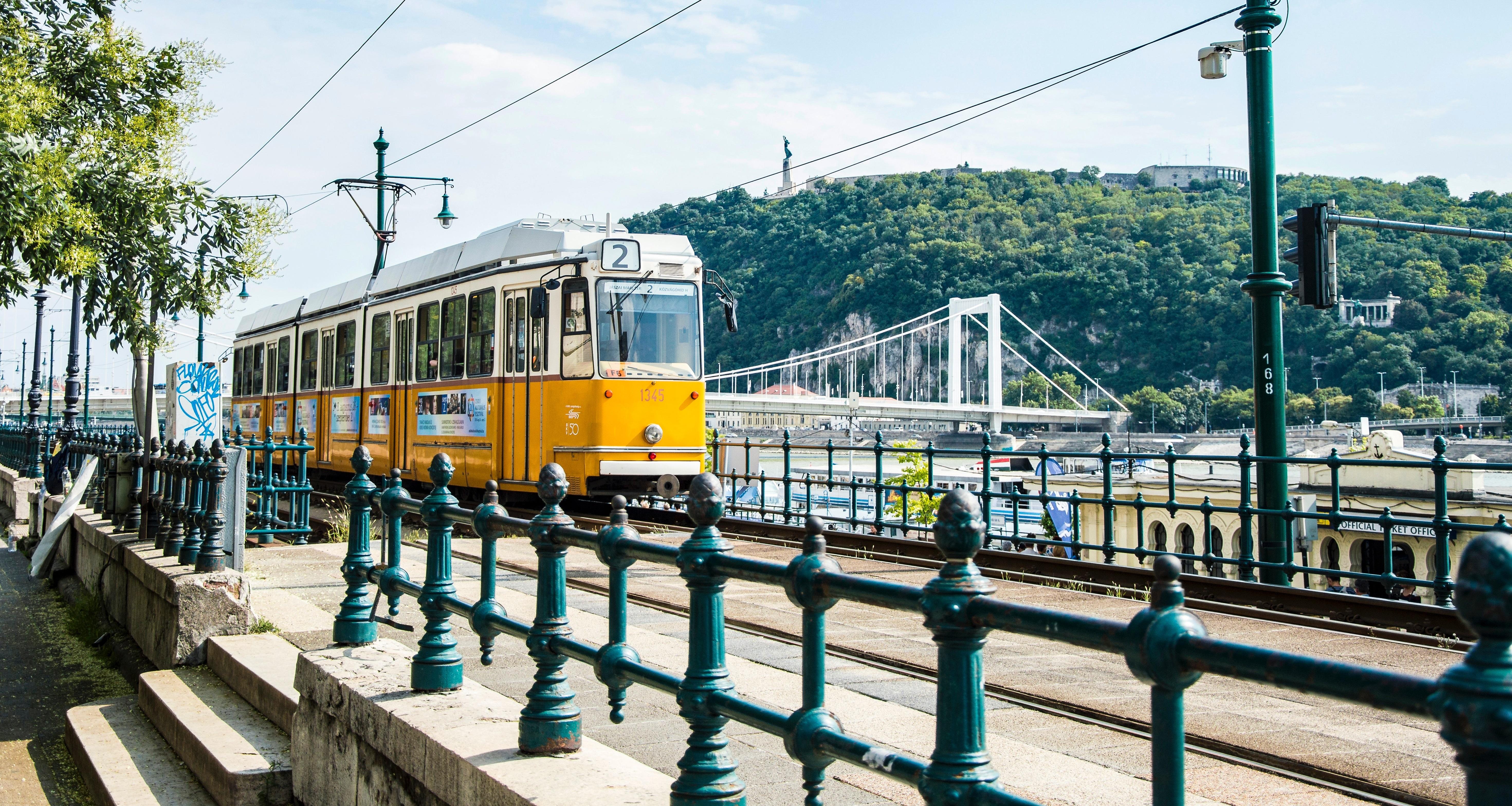Budapesta - transport