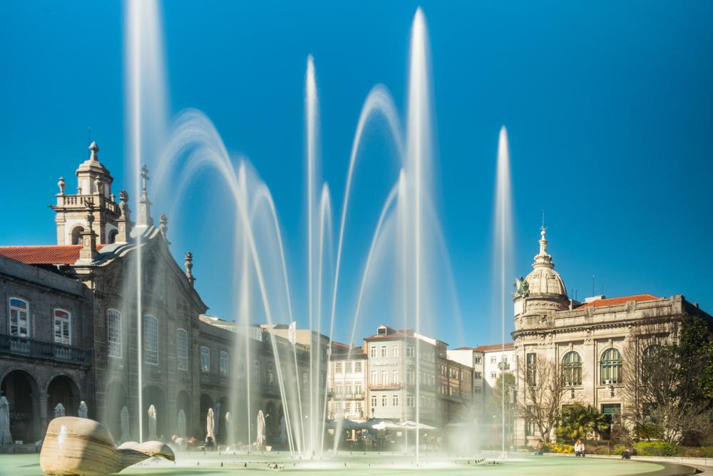 Braga - Portugalia