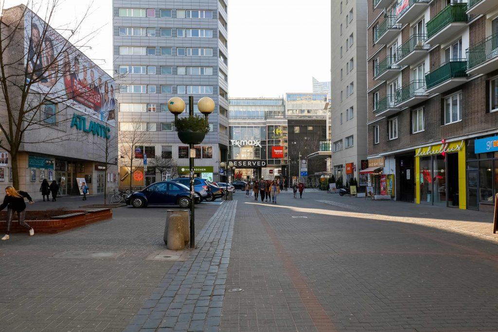 Varsovia - unde mananci