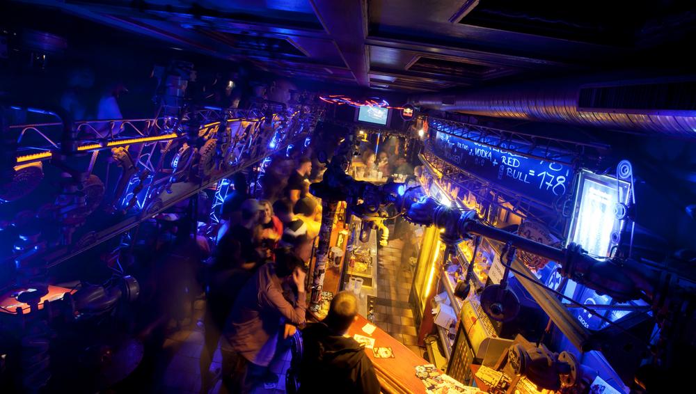Praga - clubbing