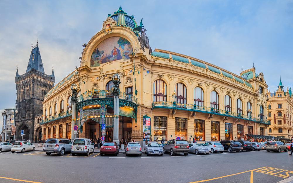 Praga - Casa Municipala