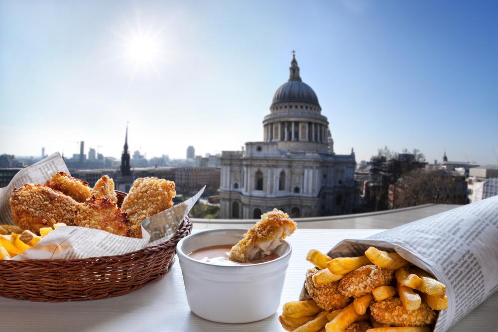 Londra gastronomie