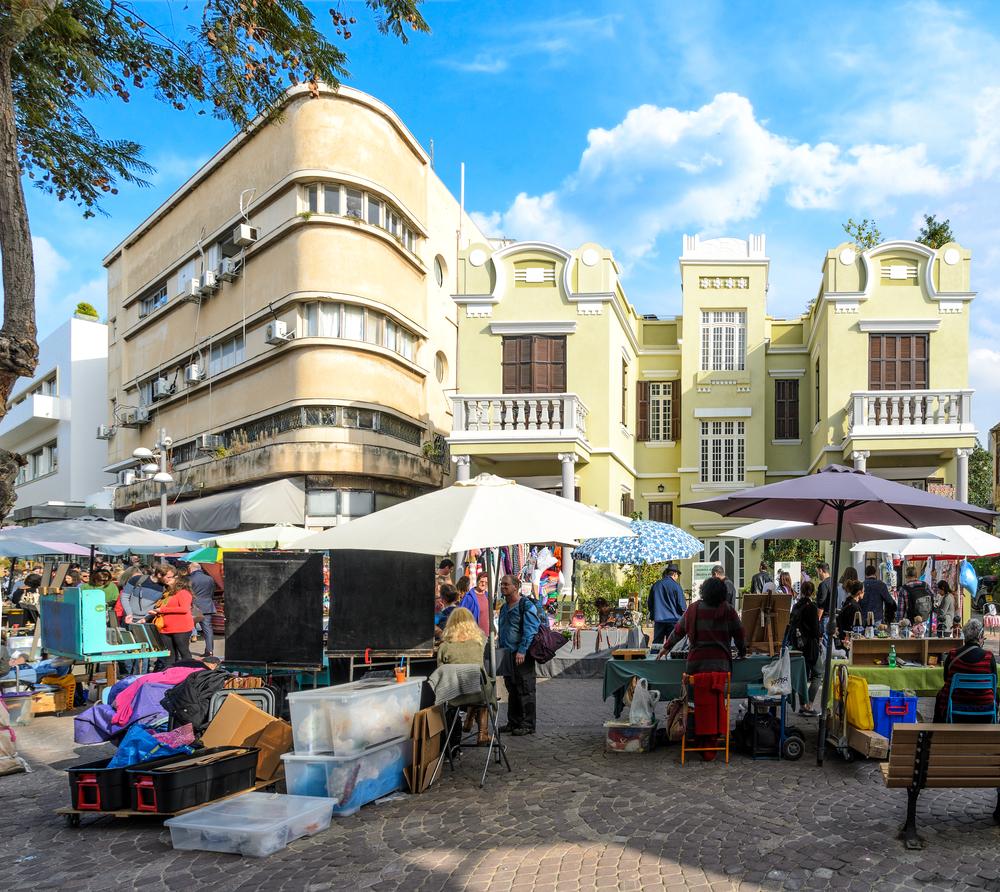 Tel Aviv - cumparaturi