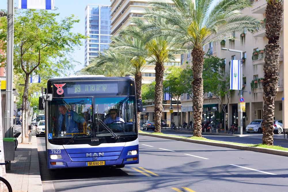Tel Aviv - transport