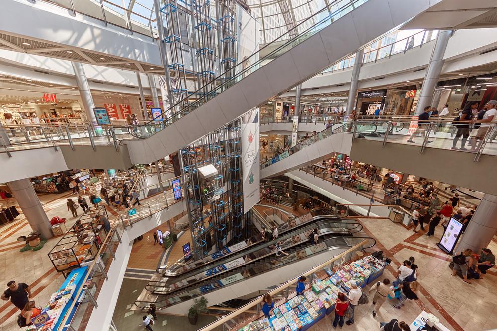 Tel Aviv - shopping