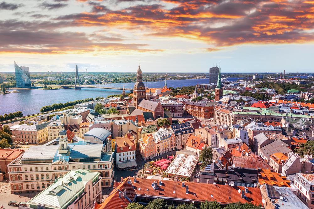 Riga - Letonia