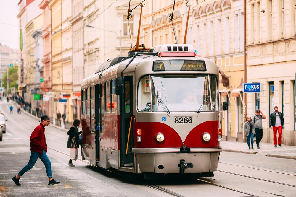 Praga - transport