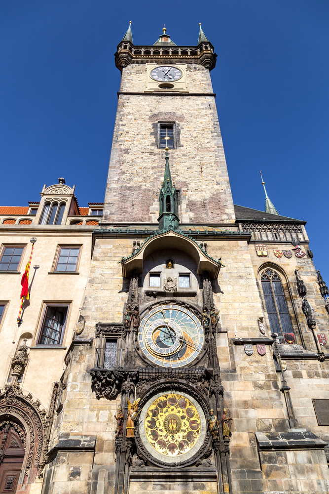 Praga - Ceasul astronomic
