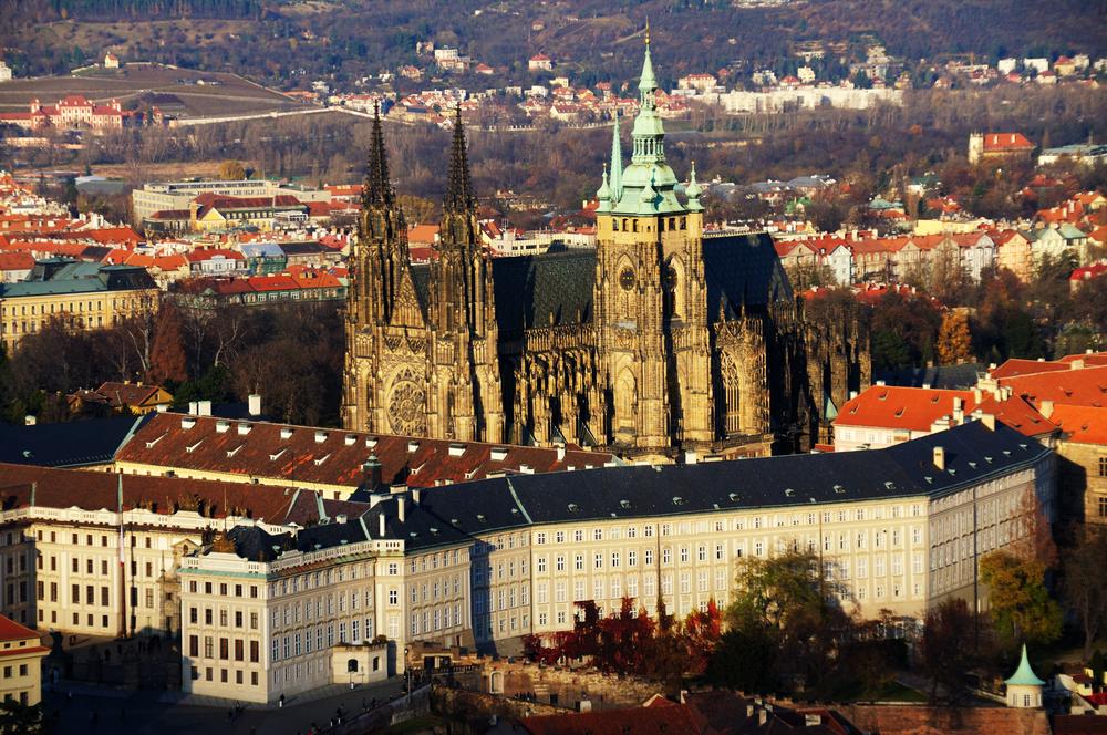 Praga - Castelul Praga